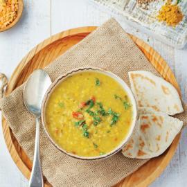 Суп из желтой чечевицы: рецепт приготовления