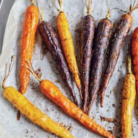 Запеченные овощи для баланса капха-доши: рецепт приготовления