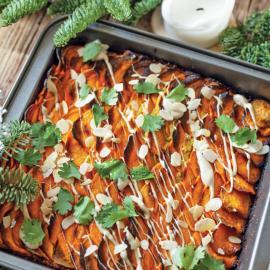 Гратен из батата: рецепт приготовления