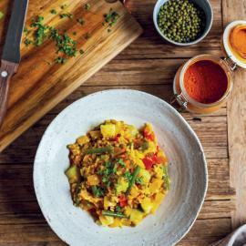 Базовый рецепт кичари: рецепт приготовления
