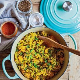Кичари из тыквы: рецепт приготовления