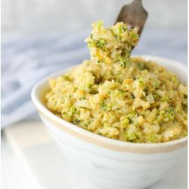 Кичари с цветной капустой и картофелем: рецепт приготовления