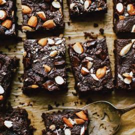 Брауни с ореховым маслом: рецепт приготовления для веганов