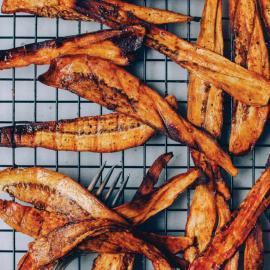 Бекон из баклажанов: рецепт приготовления для веганов