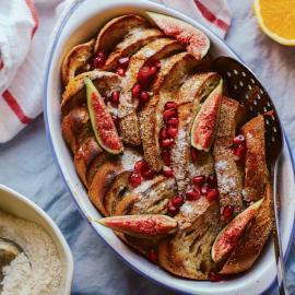 Поджаренный французский тост: рецепт приготовления для веганов