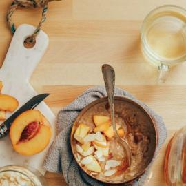 Ленивая овсянка: рецепт приготовления для веганов