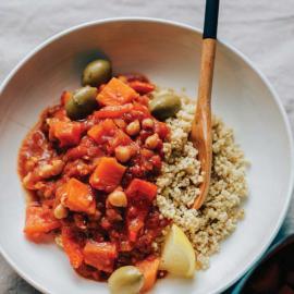 Марокканское рагу: рецепт приготовления для веганов