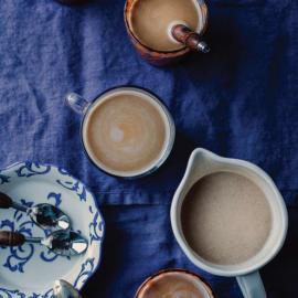 Ванильно-кокосовые сливки для кофе: рецепт приготовления для веганов