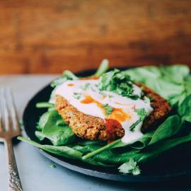 Котлеты из темпе с острым карри: рецепт приготовления для веганов