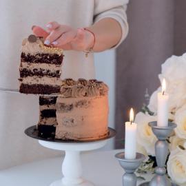 Шоколадный торт: рецепт приготовления