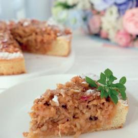 Венгерский ореховый пирог: рецепт приготовления