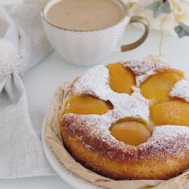 Абрикосовый пирог: рецепт приготовления