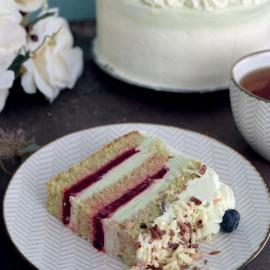 Фисташковый торт: рецепт приготовления
