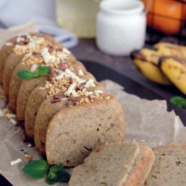 Банановый хлеб: рецепт приготовления