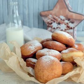 Пончики: рецепт приготовления