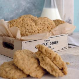 Овсяное печенье: рецепт приготовления