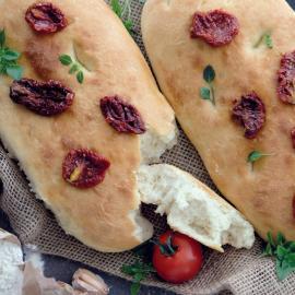 Фокачча: рецепт приготовления