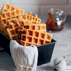 Базовый рецепт вафель: рецепт приготовления