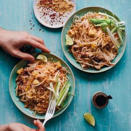 Пад-тай: рецепт приготовления