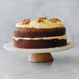 Морковный пирог: рецепт приготовления для веганов