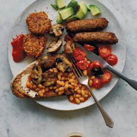Большой завтрак: рецепт приготовления для веганов