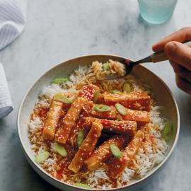 Хрустящий чили-тофу: рецепт приготовления для веганов