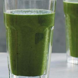 Смузи «Зеленое совершенство»: рецепт приготовления для веганов