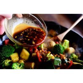 Базовый соус стир-фрай для веганов: рецепт приготовления
