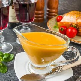 Апельсиново-имбирный соус для веганов: рецепт приготовления