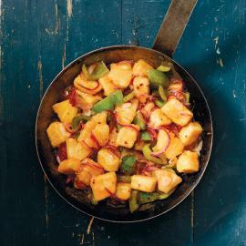 Хрустящий тофу в кисло-сладком соусе: рецепт приготовления для веганов