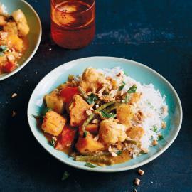 Массаман-карри: рецепт приготовления для веганов