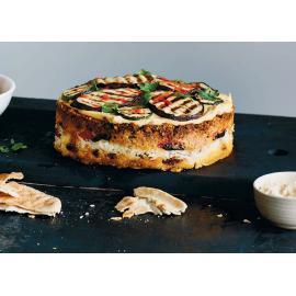 Пирог «Мезе»: рецепт приготовления для веганов