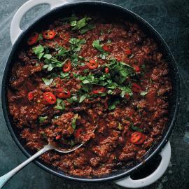 Непревзойденный чили: рецепт приготовления для веганов