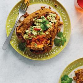 Батат с хрустящей корочкой карри: рецепт приготовления блюда
