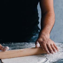 Тесто для веганской пиццы: рецепт приготовления
