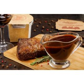 Соус из красного вина: рецепт приготовления для веганов