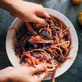 Неповторимый барбекю-слоу: рецепт приготовления для веганов