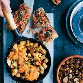 Испанские тапас: рецепт приготовления для веганов