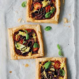 Мини-пиццы: рецепт приготовления