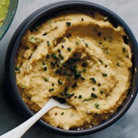 Хумус с ореховым соусом: рецепт приготовления для веганов