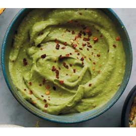 Хумус с гуакамоле: рецепт приготовления для веганов